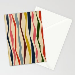 Bloomsbury Stripe Stationery Cards