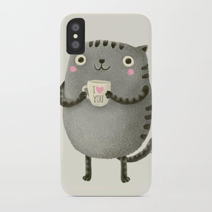 I♥you iPhone Case
