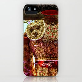 Suit of Lights iPhone Case