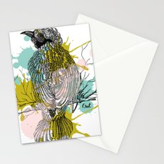 out bird Stationery Cards