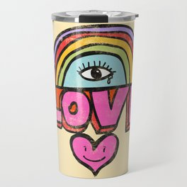 Colors of Love Travel Mug