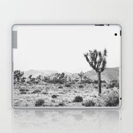 Joshua Tree Monochrome, No. 1 Laptop & iPad Skin