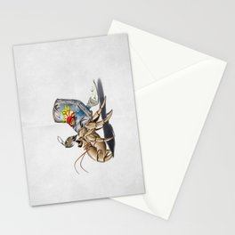 No Place Like Home (Wordless) Stationery Cards