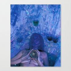 4 of Cups Canvas Print