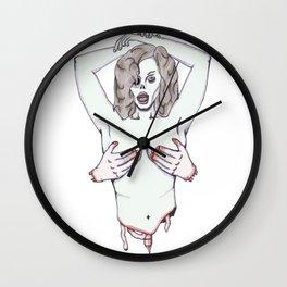 Pop is Dead Wall Clock