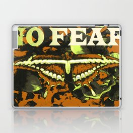 No Fear Laptop & iPad Skin
