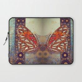 Golden Butterfly Laptop Sleeve