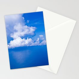 Comforting Sky Stationery Cards