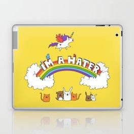 I'm A Hater Laptop & iPad Skin