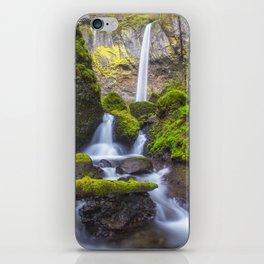 Elowah Falls iPhone Skin