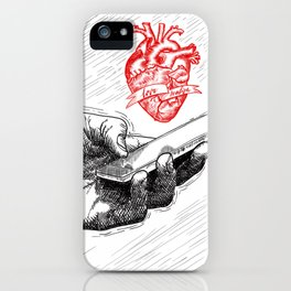 And I'll send all my loving to you iPhone Case