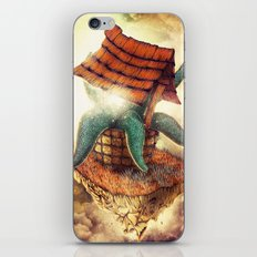 The Wormhole iPhone & iPod Skin