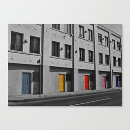 The Doors Canvas Print