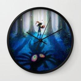 Forest Majora Wall Clock