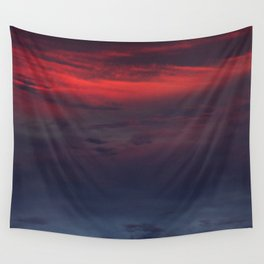 Scarred Sky Wall Tapestry
