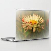 daisy Laptop & iPad Skins featuring Daisy by Falko Follert Art-FF77