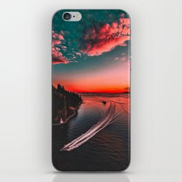 Ocean Twilight iPhone Skin