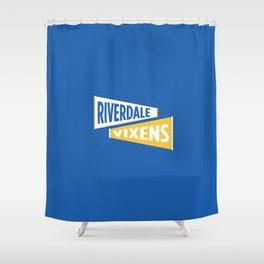Riverdale High Vixens Shower Curtain