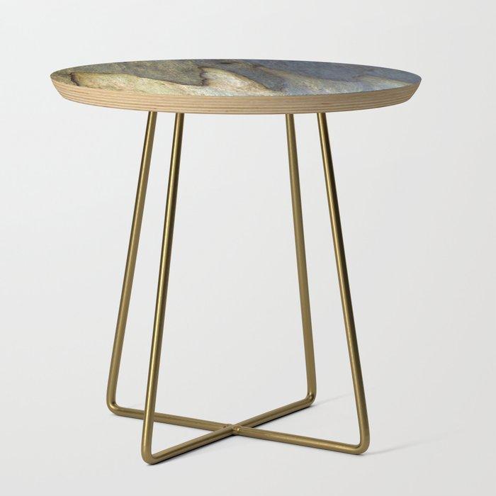 Eucalyptus Tree Bark 7 Side Table By Annaki