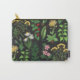 Medicinal Plants Carry-All Pouch