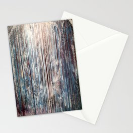 Blue Away Stationery Cards