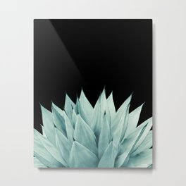 Agave Vibes #11 #tropical #decor #art #society6 Metal Print