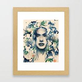SHARK TANK II Framed Art Print