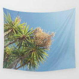 Flowering Palm Wall Tapestry