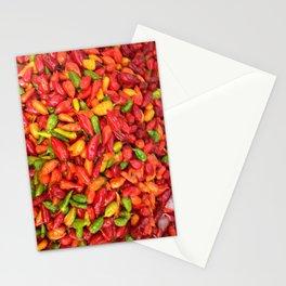 UN AJÍ  EN PALOQUEMAO - HAXÍ IN PALOQUEMAO Stationery Cards