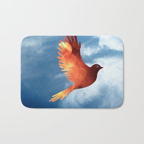 Firebird Bath Mat