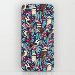 Laughing kookaburra iPhone Skin
