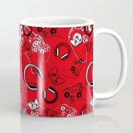 Gamers-Red Coffee Mug