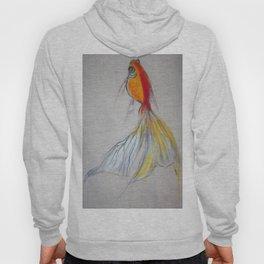 Goldfish Pond (close up#1) #society6 #decor #buyart Hoody