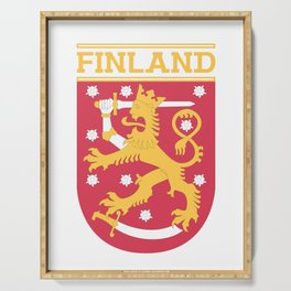Finland Serving Tray