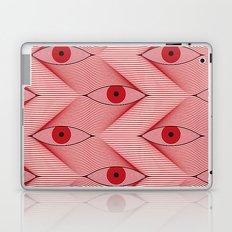 P17 Eye - V01.2 Red Laptop & iPad Skin