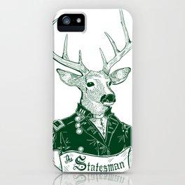 The Statesman iPhone Case