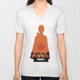 Naruto Shippuden - Pain Unisex V-Neck