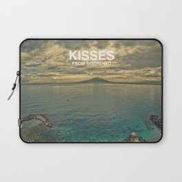 Kisses from Sorrento Laptop Sleeve