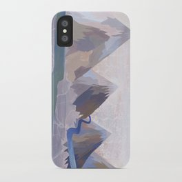 Mountains - Bethany Walrond iPhone Case