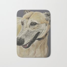 Greyhound Bath Mat