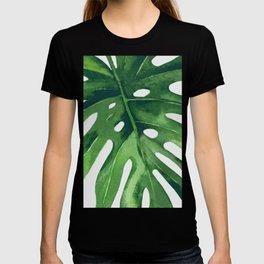 Monstera Leaf T-shirt