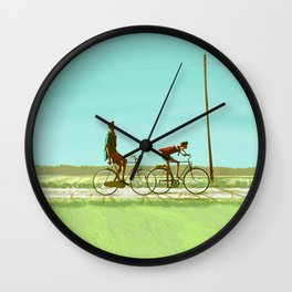 Call me by your Name Wall Clock