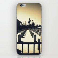 Koutoubia in Marrakesh iPhone & iPod Skin