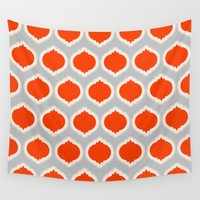 morocco Wall Tapestries featuring Morocco by Amy Harlow