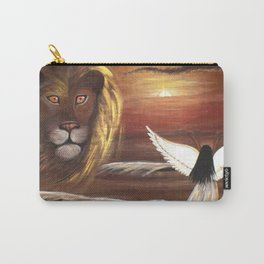Son Of Righteousness Rising Carry-All Pouch