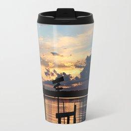 Frankfort Sunset Travel Mug