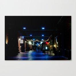 Distillery Canvas Print