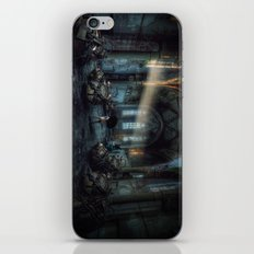 Over time iPhone & iPod Skin