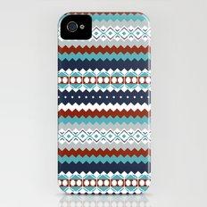 Navajo Pattern iPhone (4, 4s) Slim Case