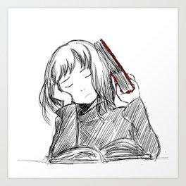 study? Art Print